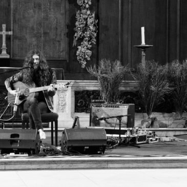 Kurt Vile at St James Church