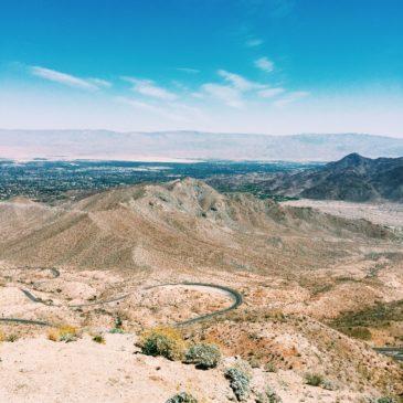 Post Coachella chill in Palm Springs
