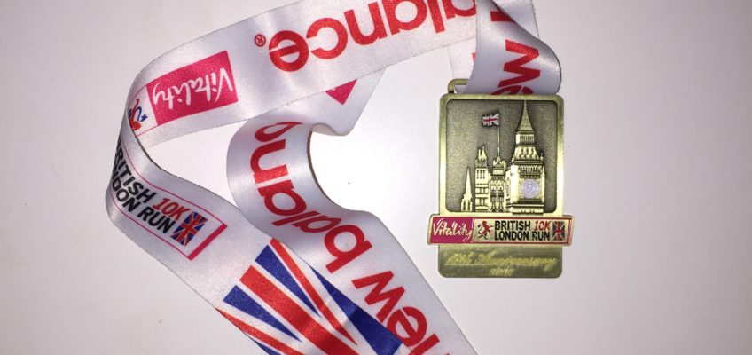 British 10k London Run