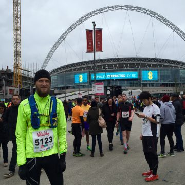 North London Half Marathon