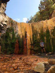 Cascada de Los Colores