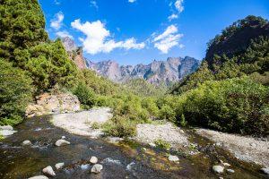 LaPalma-Caldera de Taburiente National Park